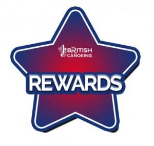 British Canoeing Rewards Logo